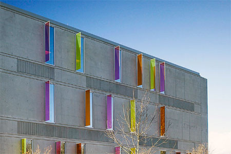 Child and Family Research Institute - photo by Ed White Photographics